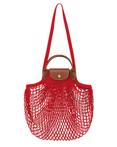 Joan Camera Bag in Misty Forest Leather