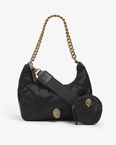 Women's Amble Glossy Small Shoulder Bag - Light Pink