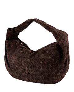 Ladies Jodie Hobo Woven Leather Bag
