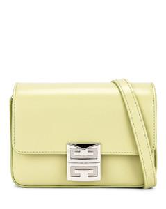 Mini 4G Crossbody Box Bag in Green