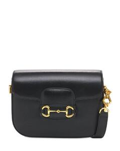 1955 Horsebit Leather Shoulder Bag