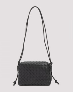 New Intrecciato Leather Bag