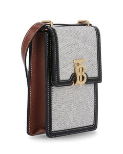 Robin Two-Tone Crossbody Bag