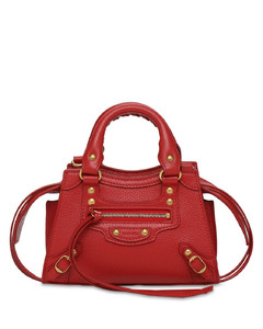 Neo Classic City Nano Leather Bag