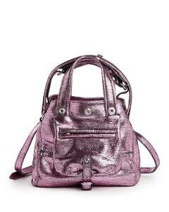 The Softshot 17 embellished leather cross-body bag