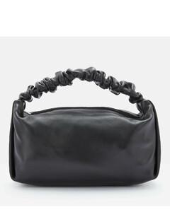 Women's Scrunchie Small Bag - Black