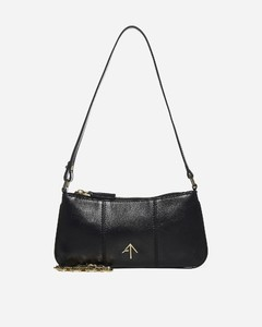 Mini Pita leather bag