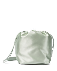 S号缎布水桶包