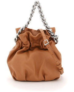 GRACE CHAIN BUCKET BAG