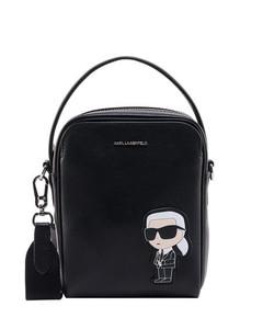 Neo Classic City Mini Bag in Black Leather