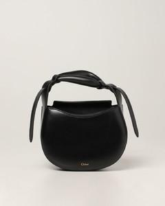 Kiss Chloécrossbody bag in leather