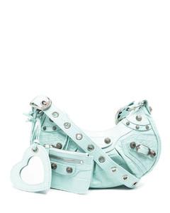 Mini Croco Handbag