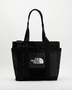 Everyday Small black leather shoulder bag