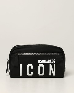 beauty case in nylon with Icon logo