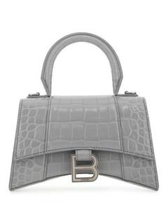 Sparkle Flower embellished cross-body bag