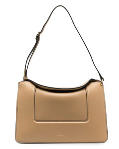Women's Charles Shoulder Bag - Red/Cream