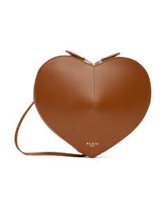 Women's Charles Shoulder Bag - Red/Cream