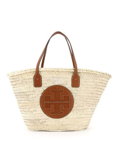 Tote Bags Tory Burch for Women Natural Classic Cuoio