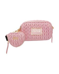 Women's Block Mini Cross Body Bag - Cognac