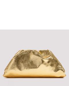 Pouch golden clutch