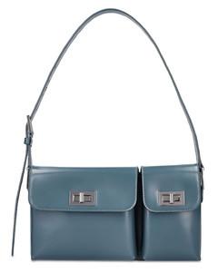 Women's Logo Chain Cardcase Cross Body Bag - Island Punch