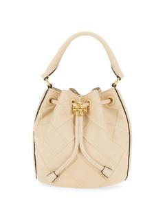Hera leather shoulder bag