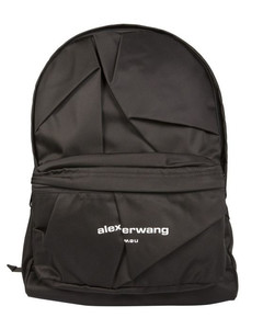 WOMEN'S 20C220B101001 BLACK OTHER MATERIALS BACKPACK