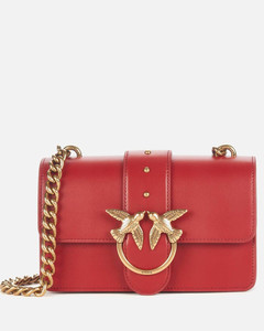 Women's Love Mini Icon Simply Bag - Ruby Red