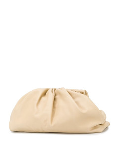 The Pouch leather clutch bag