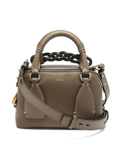 Daria small leather cross-body bag