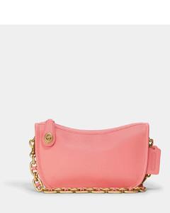 Women's The Coach Originals Glovetanned Leather Swinger Bag - Pink
