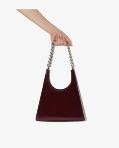 red Rey leather shoulder bag