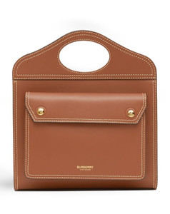 Mini Leather Pocket Bag