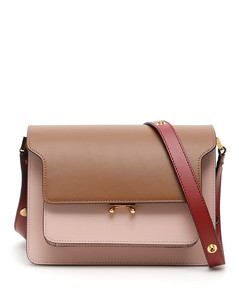 brown Assante quilted tote bag