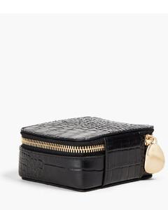 Elisa Small black shoulder bag