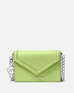 Phone bag ROMY Leather imitation