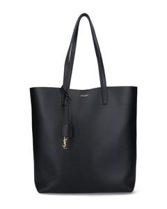 Spikeme Leather Shoulder Bag