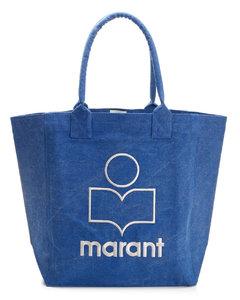 Fuchsia leather Baguette Swipe handbag