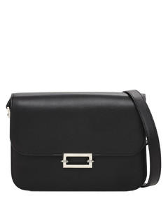 Ysl New Fermoir Leather Shoulder Bag
