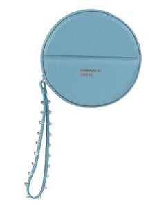 Elisa nano leather cross-body bag
