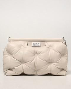 Glam Slam padded leather bag