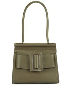 Karl 24 Soft leather top handle bag