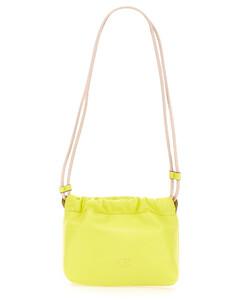 Black small camera-style bag