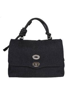 WOMEN'S 371223W91321000 BLACK POLYESTER SHOULDER BAG