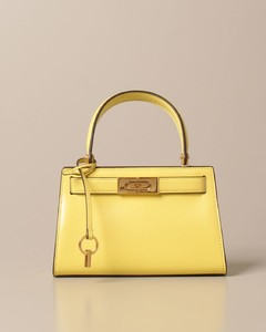 Lee bag in smooth leather