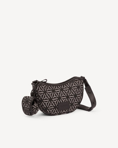 T-monogram small coated canvas tote