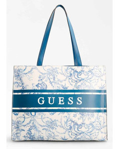 Monogram quilted leather clutch bag
