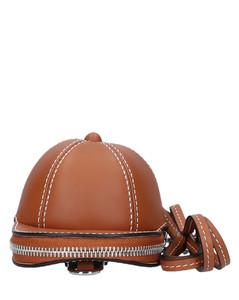 Shoulder bag CAP NANO calfskin