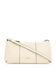 Pita leather shoulder bag