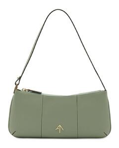 Pita Soft Leather Shoulder Bag